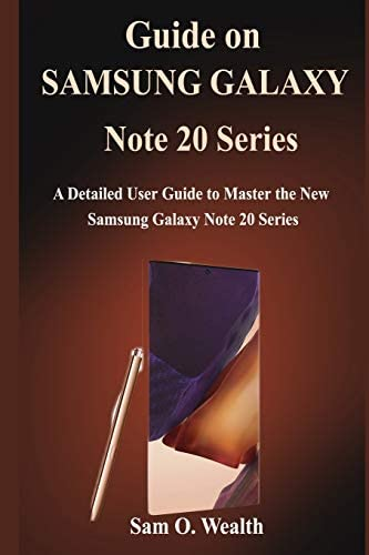 Guide on Samsung Galaxy Note 20 Series A Detailed User Guide to Master the New Samsung Galaxy product image