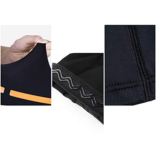 Omenluck 1 Pair Elbow Support Sleeve Gym Sport Basketball Arm Sleeves Compression For Women And Men