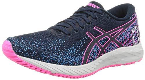 ASICS Damen Laufschuhe Gel-DS Trainer 26 1012B090 French Blue/Hot Pink 41.5