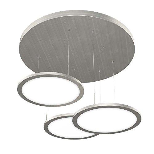 Evotec 15200 Bellini LED Hängelampe rund / 3x 1487 Lumen / 2700K Esstischleuchte