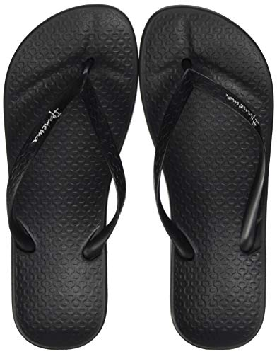 Ipanema Anat Colors Fem, Chanclas Mujer, (Black/Black 8023), 38 EU