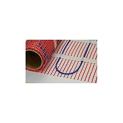 10 sqft HeatTech 120V Electric Tile Radiant Floor Heating Mat