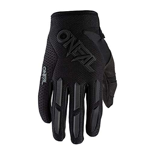 O'NEAL Oneal Element Glove Black MX Motocross Protektoren, Unisex, Schwarz, S