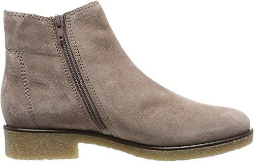 Gabor Shoes Damen Comfort Sport Stiefeletten, Mehrfarbig (Dark-Rose (Micro) 41), 39 EU