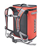 YETI Hopper Backflip 24 Soft Sided Cooler/Backpack, Coral