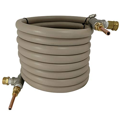 Super Efficient 25' Counterflow Wort Chiller -