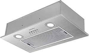 CIARRA Filtre à graisse en aluminium pour hotte aspirante intégrée CBCS5913A (163 x 351 mm), 1 pièce