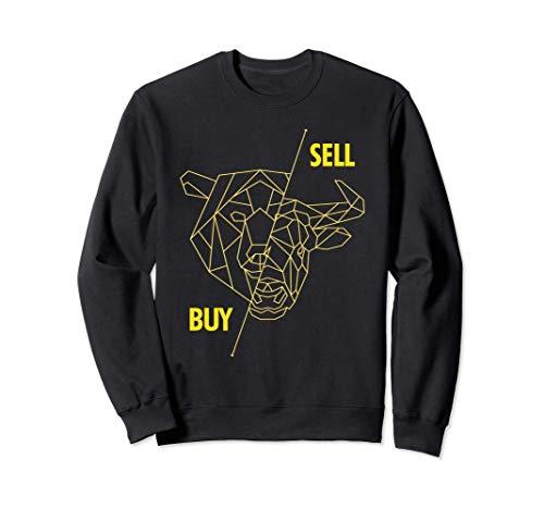 Comprar y vender acciones Bull Bear Sudadera