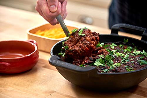 Cuisinart Pre-seasoned Cast Iron Grilling Wok