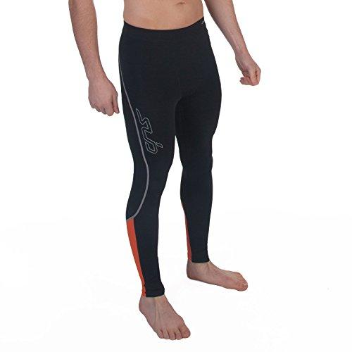 Sub Sports Herren Kompressions-Leggings, Laufhose, Muskelregeneration, Größe S