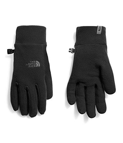 The North Face Men's TKA 100 Glacier Glove - TNF Black - L