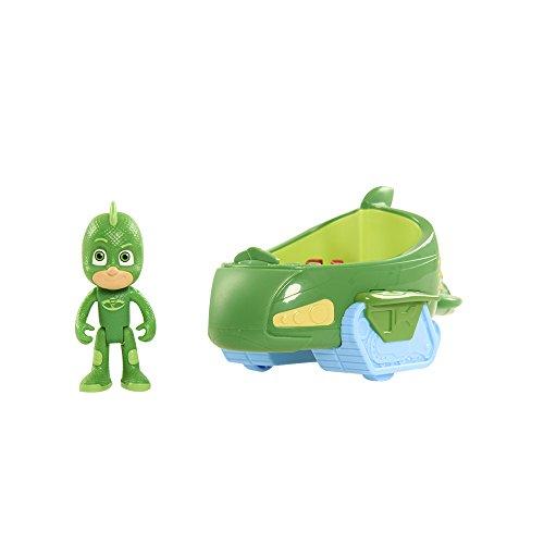 PJ Masks – Rollenspiel-Set mit Gekko Fahrzeug und Gekko Mini-Spielfigur