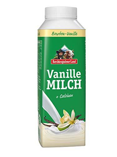 Berchtesgadener Land Frische Vanille Milch , 380 ml