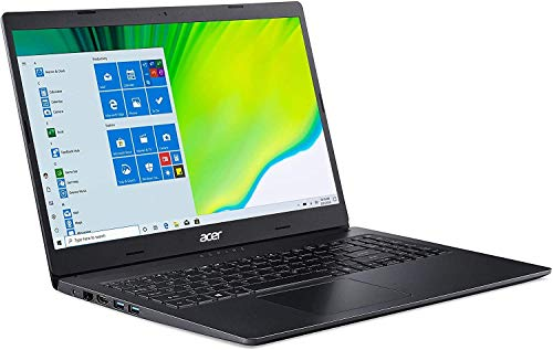 "Notebook SSD Acer Intel N4020 fino a 2,8GHz B. Mode, RAM 8GB, SSD 512GB dual, display 15.6"" hd, 3 usb, wi-fi, hdmi, BT, webcam, Win 10 pro, Libre Office, Pronto all'Uso, Garanzia e tastiera Italiana"