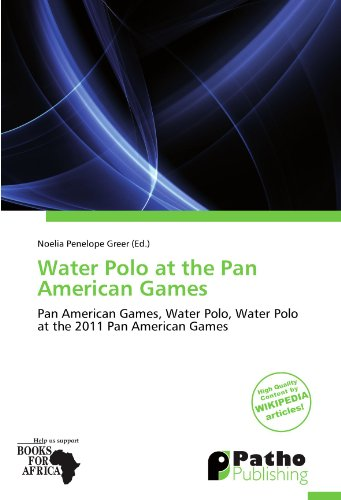 Water Polo at the Pan American Games