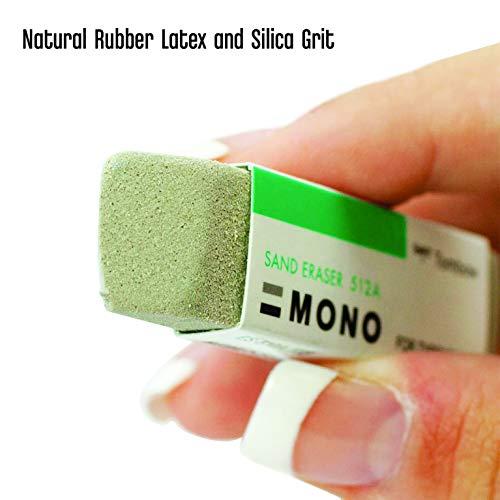トンボ鉛筆MONO砂消しゴムES-512A