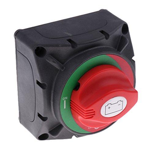 Sharplace Mini-Interrupteur De Batterie Déconnexion Remplacement Commutateur