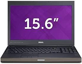 2018 Dell Business workstation 15.6in Full HD Laptop Computer, Intel Quad-Core i7-3840QM 2.8GHz, 8GB RAM, 500GB HDD, NVIDIA Quadro with 2GB Memory, WiFi, DVDRW, Windows 10 Pro (Renewed)