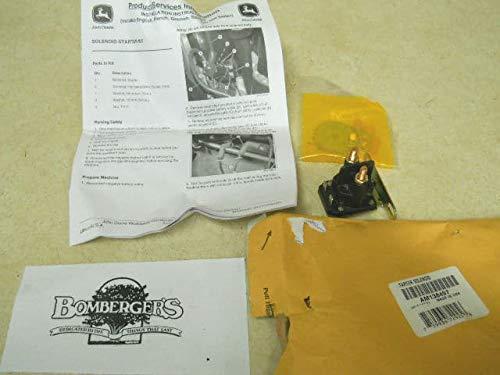 John Deere AUC10907 Solenoid Kit L100 L105 L108 L110 LA100 LA125 LA165 LT160