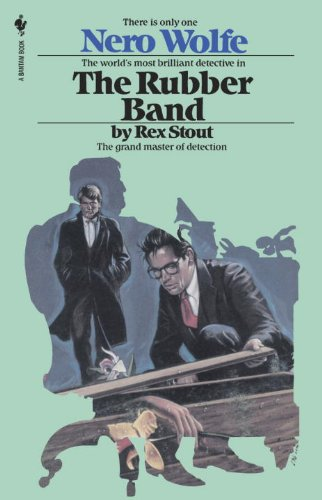 The Rubber Band (A Nero Wolfe Mystery Book 3) (English Edition)