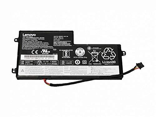 Perfect Case von MaryCom original Lenovo interner Akku min.80% Kapazität für ThinkPad X240 X250 X260 X270 T440 T440s T450 T450s T460 FRU 45N1109 45N1110 45N1111 45N1112 45N1113 45N1173 | (Renewed)