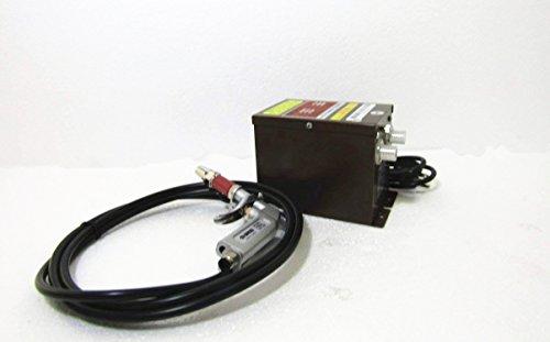 BAOSHISHAN Ionisierende Luftgebläse Netzteil mit einstellbarer Luftmenge ESD Luftpistole für elektrostatisches Entfernen Gerät