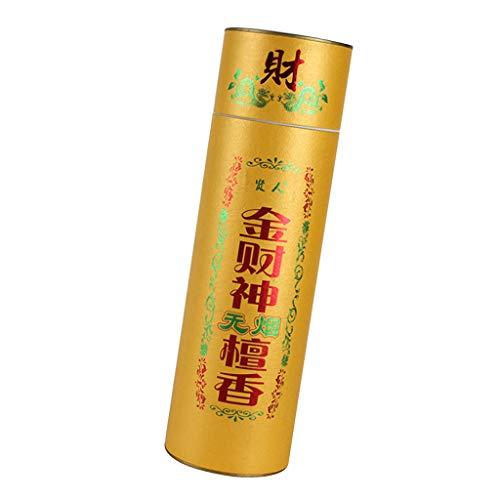non-brand 400Pcs Sticks Box Smokeless Oriental Buddhist Sandalwood Line...