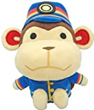 Officially licensed plush by Sanei High Quality and Detailed Plush New with official Tag Perfect for any Animal Crossing fan