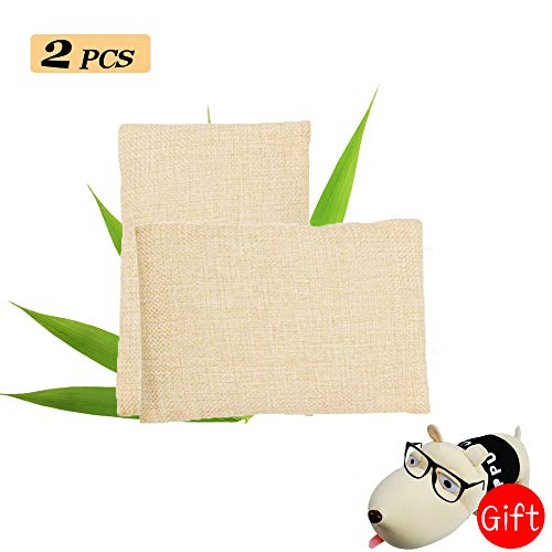 Find Discount Mcgrady1xm Bamboo Charcoal Bags Air Purifier Bags, Freshener Eliminator Deodorizer Odo...