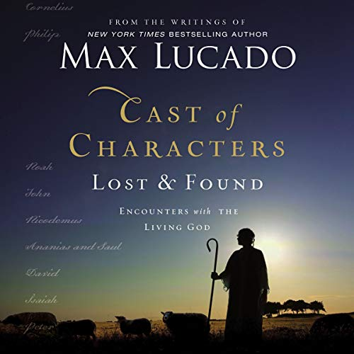Cast of Characters: Lost and Found cover art
