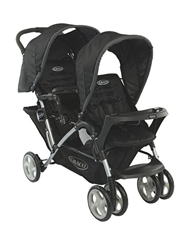 Graco Stadium Duo Tandem-Kinderwagen (Orbit)