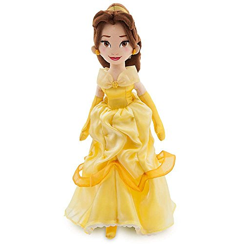 Disney Princess Beauty and the Beast 20 Inch Plush Doll Belle