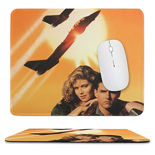 Top Gun Mouse Pads Gaming Mouse Pad, 3D Printing Hip-Hop Fashion Personality Mouse Pad Non-Slip Rubber Base Mouse Pads for Computers Laptop Office