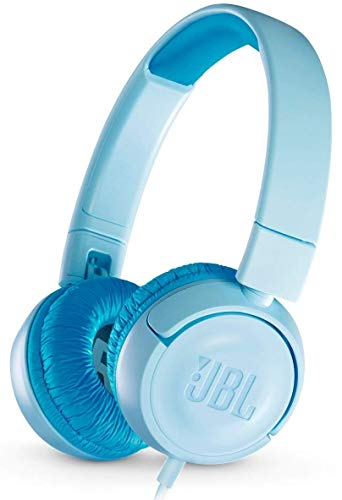 JBL JR300 Kinder-Kopfhörer in Blau,...