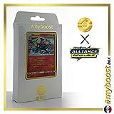 Arcanin 22/214 Holo - #myboost X Soleil & Lune 10 Alliance Infaillible - Coffret de 10 Cartes Pokémon Françaises