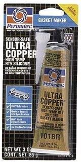Permatex 81878 3 Oz Ultra Copper RTV Silicone Gasket Maker