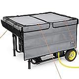 IGAN Generator Tent Running Cover Pro, Ultra Heavy Duty Tarpaulin Enclosure with...