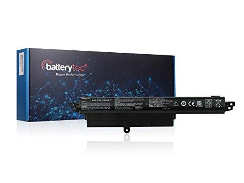 Batterytec® Batterie d'ordinateur Portable pour ASUS VivoBook X200CA, ASUS VivoBook F200CA 11.6\