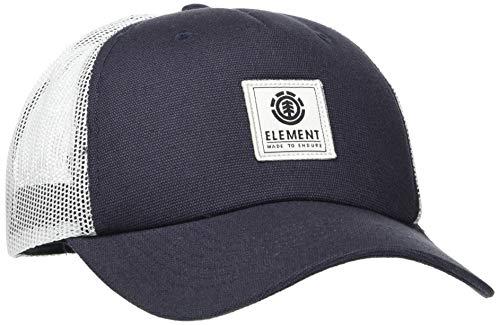 Element Herren Icon Mesh-Snapback-Kappe für Männer, Dark Navy, One Size, einheitsgröße