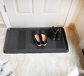 Ottomanson Rubber Doormat 16  x 32  Rectangle