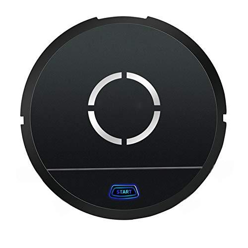 LKW USB Chip Staubsauger, Intelligente Lademodus-Roboter Besen Niedrigen Fegen Rauschwerkzeugreinigung, Haushaltsgegenstände,Schwarz