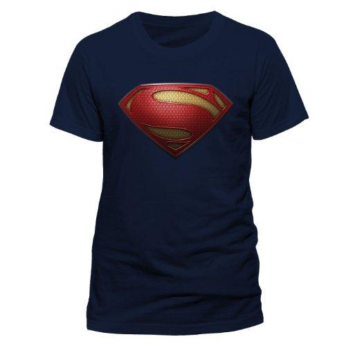 Collectors Mine - Camiseta con Cuello Redondo de Manga Corta para Hombre, Talla M, Color Azul