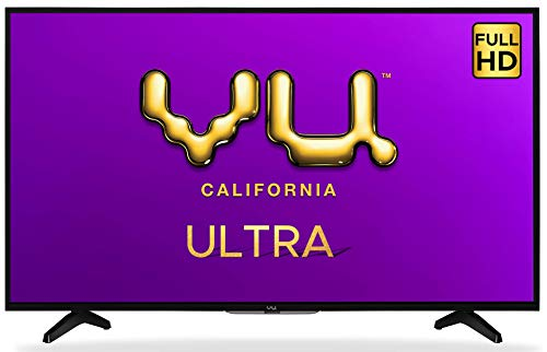 Vu 108 cm (43 inches) Full HD Android LED TV