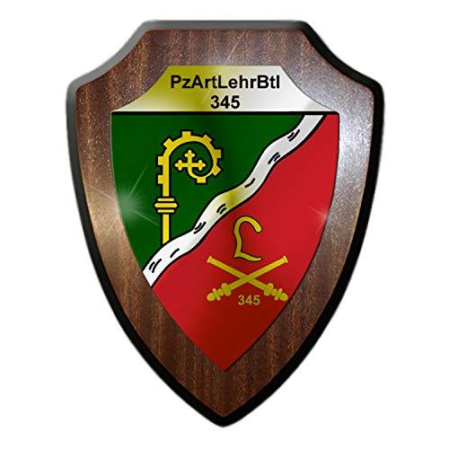 Stemma 345 - Stemma con stemma dell'esercito tedesco 'PanzerArtillerie', #36380