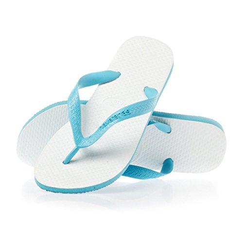 Chinelo Tradicional, Havaianas, Adulto Unissex, Azul, 41/42