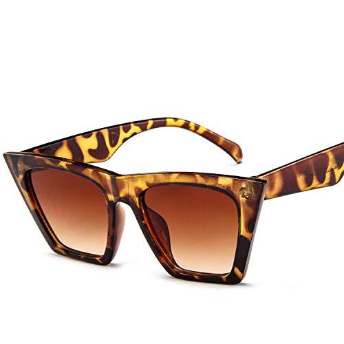 DLSM Gafas de Sol plásticas de la Vendimia Mujeres/Hombres Color Color Lente Lady Sun Glass Classic Aire Libre Viaje al Aire Libre Adecuado para la Fiesta de Playa Conducción Gafas de Sol Gafas de