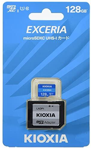 KIOXIA(キオクシア) 旧東芝メモリ microSDXCカード 128GB UHS-I Class10 (最大読出速度100MB/s) Nintendo Switch動作確認済 国内正規品 5年保証 Amazon.co.jpモデル KLMEA128G