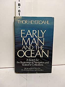 Early Man and the Ocean 0394742184 Book Cover