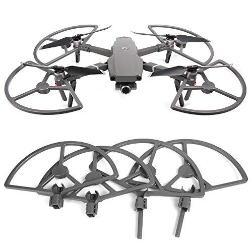 RC GearPro propellerbeschermkap voor snelle release propeller bumper met opvouwbaar onderstel voor DJI Mavic 2 Pro/Zoom Drone