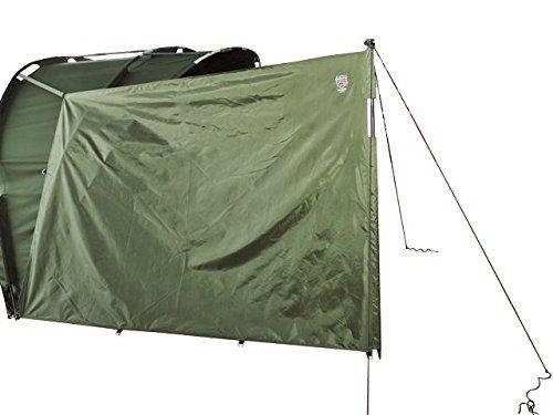 Ehmanns Hot Spot Windbreaker / Windfang passend für Brollies und Bivvies beim Angeln Windschutz beim Zelten